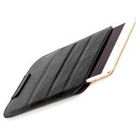 惠普X2 210保护套 皮套G1n/121tu 10.1寸平板电脑通用支撑内胆包 棕【皮纹 三折款】