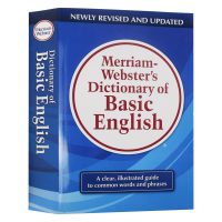 �f氏基�A�~典 英文原版 Merriam-Webster's Dictionary of Basic English ��林