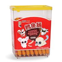 韩国真珠 悠猴原味鳕鱼肠 婴幼儿宝宝儿童进口零食营养辅食840g