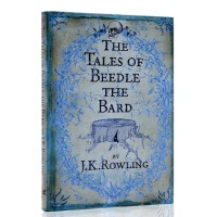 英文原版诗翁彼豆故事集 The Tales of Beedle the Bard JK罗琳 J.K. Rowling