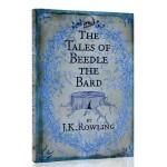 英文原版诗翁彼豆故事集 The Tales of Beedle the Bard JK罗琳 J.K. Rowling