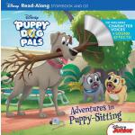 【预订】Puppy Dog Pals Read-Along Storybook and CD Adventures i
