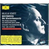 [现货]进口CD:贝多芬钢琴协奏曲全集(3CD)套装