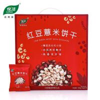 【中粮我买】中粮悦活 红豆薏米麦麸燕麦饼干840g