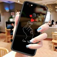 小米max2手机壳小迷mxa2手机套xiaomimac2玻璃6.44寸网红情侣mimx2女士xm硅胶 黑底
