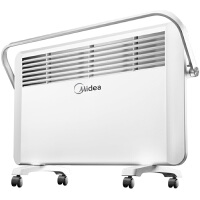 (支持礼品卡支付)【美的官方旗舰店】Midea 美的电暖器/电暖气/取暖器NDK20-17DW欧式居浴两用欧式快热炉