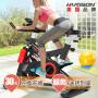【美国品牌】HARISON 汉臣动感单车家用静音室内健身车 健身器材 SHARP X1