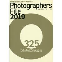 现货【深图日文】PHOTOGRAPHERS FILE 2019 325名专业摄影师 广告 编辑时尚等领域的视觉目录 玄光