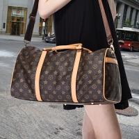 行李包女手提短途出差折叠旅行大容量运动健身轻便防水旅游袋
