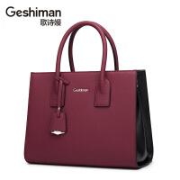 包包中年女包妈妈包新款百搭女手提包大容量时尚大气真皮女包