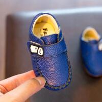 【618大促-每满100减50】婴儿鞋0-1-3岁学步鞋软底防滑真皮宝宝鞋女冬款保暖休闲婴童鞋男宝鞋