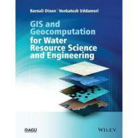 【预订】Gis and Geocomputation for Water Resource Science and E
