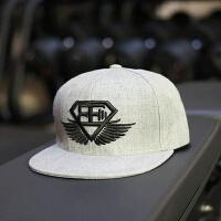 2018年新款帽子男肌肉兄弟运动帽经典款式跑步训练鸭舌帽健身棒球帽 可调节