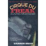 Cirque Du Freak #1: A Living Nightmare 《吸血侠达伦・山传奇#1:现时噩梦》ISBN 9780316605106