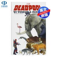 英文原版 死侍 Deadpool by Posehn & Duggan Omnibus 漫威 漫画小说 漫威漫画旗下反英
