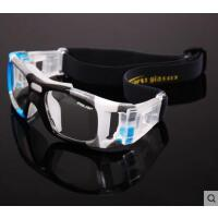 防风沙防撞眼镜户外运动足球镜护目镜框可配近视男款专业篮球眼镜防雾