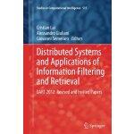 【预订】Distributed Systems and Applications of Information Fil