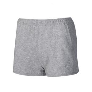 【下单5折 再叠加满100减10 满200减20】361度秋季女子针织短裤