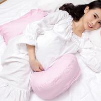 托腹靠枕孕妇垫子侧卧抱枕孕妇用品夏 孕妇枕头护腰枕侧睡枕