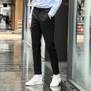 3件1折1折价:34.9 【森马旗下】GLM男士休闲长裤时尚潮流直筒修身青年休闲长裤