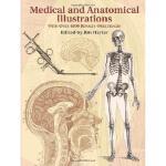 【预订】Medical and Anatomical Illustrations: With Over 4800 Pe