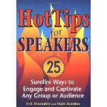 【预订】Hot Tips for Speakers: Surefire Ways to Engage and Capt