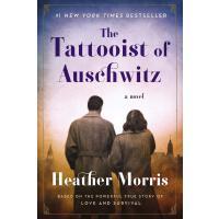 【现货】英文原版 奥斯维辛的纹身师 The Tattooist of Auschwitz 平装毛边书版 byMorri