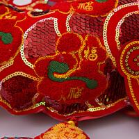 新年装饰用品年年有余鱼挂件春节结过年元旦客厅婚房节日挂饰