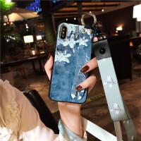 苹果x手机壳新款iphone8plus女款xs max带挂绳挂脖式6全包防摔八韩国6s个性创意xs六 i6/6s 4.