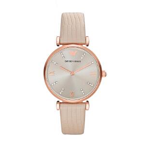 Armani正品阿玛尼满天星防水潮流女表时尚简约石英女款手表AR1681