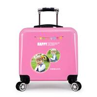 个性定制儿童行李箱宝宝拉杆箱女孩旅行箱18寸登机箱学生影楼