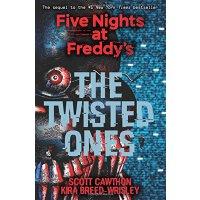 英文原版童书 Five Nights at Freddy's: The Twisted Ones 玩具熊的五夜后宫 扭