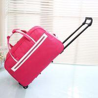 旅行拉杆包手提包袋男女拉杆行李箱包拉杆登机包大容量防水