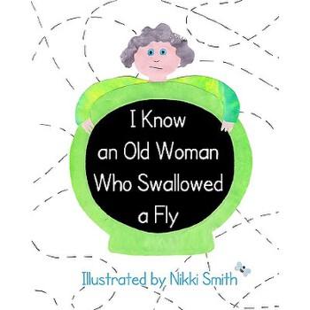 【预订】I Know an Old Woman Who Swallowed a Fly 预订商品,需要1-3个月发货,非质量问题不接受退换货。