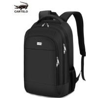 男双肩包士大容量旅行包背包电脑休闲女时尚潮流高中初中学生书包