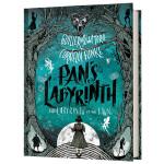 潘神的迷宫 英文原版 黑暗奇幻小说 Pan's Labyrinth The Labyrinth of the Faun