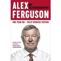 英文原版 弗格森自传 Alex Ferguson: My Autobiography