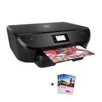 惠普(hp)6220/6222彩色喷墨照片打印机 自动双面无线网络一体机多功能打印复印扫描一体机6220标配