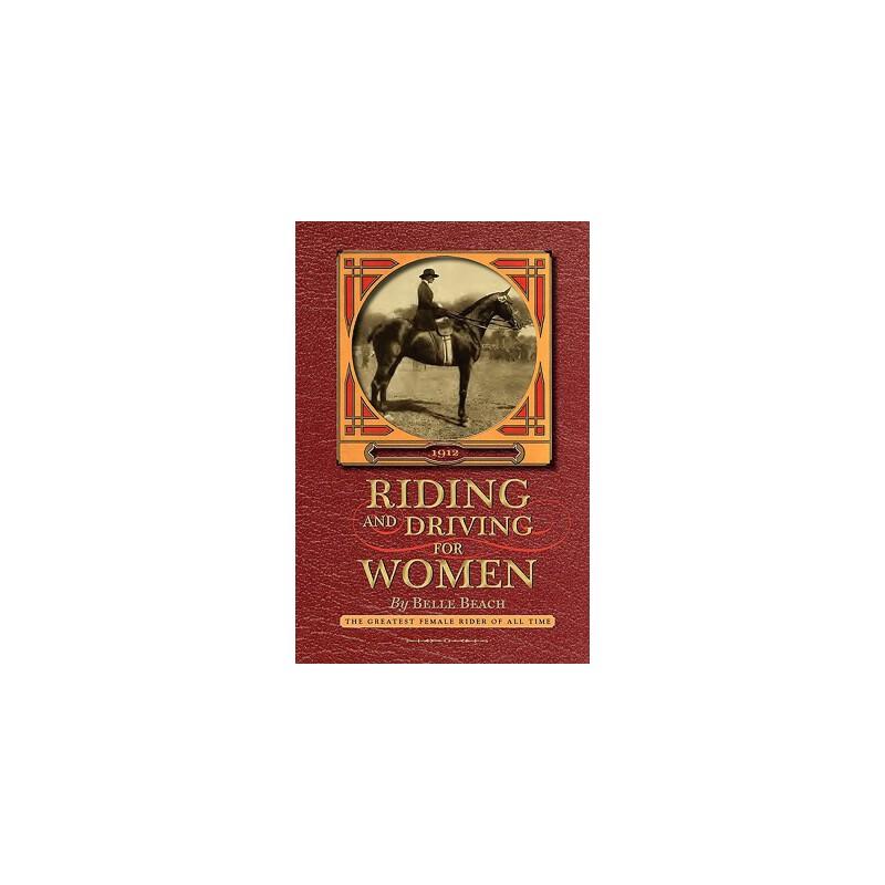 【预订】Riding and Driving for Women 预订商品,需要1-3个月发货,非质量问题不接受退换货。