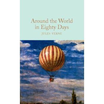 八十天环游地球 英文原版小说 Around the World in Eighty Days