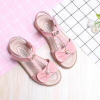 女童凉鞋公主鞋夏季学生宝宝鞋中大童儿童凉鞋女