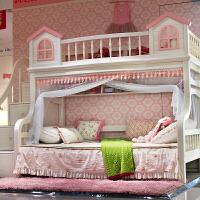 儿童上下床蚊帐加密高低床上下铺双层床蚊帐1.2米1.5m