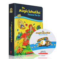 Magic School Bus Phonics Fun Set 神奇校车自然拼读法套装 ISBN9555717701