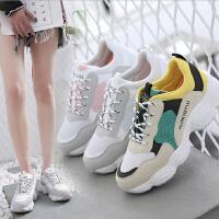 【支持礼品卡支付】2018夏季新款运动鞋女韩版学生透气百搭跑步鞋女鞋子 RA186