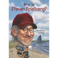 【现货】英文原版 Who Is Steven Spielberg? 斯皮尔伯格是谁 名人传记 中小学生读物