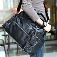 韩版男包手提包单肩包潮男休闲背包旅行包电脑包2018新款包包百搭