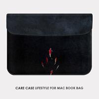 锦鲤苹果电脑包笔记本mac book air pro内胆包12,13寸,15寸保护套 11寸Air 电脑包 其它尺寸