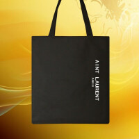 帆布包女文艺单肩手提包小清新森系字母学生装书包简约环保购物袋