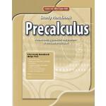 【预订】Precalculus Study Notebook 9780078938146