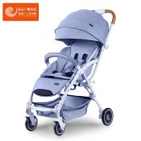 Bair婴儿车推车可坐可躺折叠 推车 婴儿轻便携小伞车婴儿推车